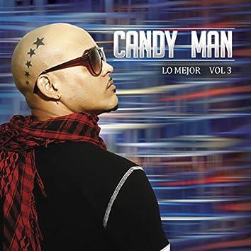 Lo Mejor de Candy Man Vol.3