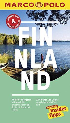 MARCO POLO Reiseführer Finnland: Reisen mit Insider-Tipps. Inklusive kostenloser Touren-App & Events&News