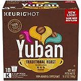 Traditional Medium Roast Keurig K Cup Coffee Pods (18 Count) (2 Pack)