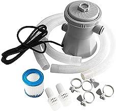 LjzlSxMF Piscina Purificador de Agua Piscina eléctrica Conjunto de Limpieza Piscina Limpieza Bomba Piscina Bomba de circulación