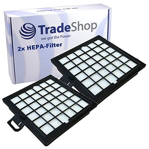 2x HEPA-Filter Luftfilter für Bosch BSG81380UC/03 BSG81396UC/01 BSG81396UC/03 BSG81296UC/03 BSG81455/14 BSG82040/01 BSG82040/04 BSG82060/01 BSG82060CH/01 BSG82060CH/02 BSG82070/01 BSG82090/01