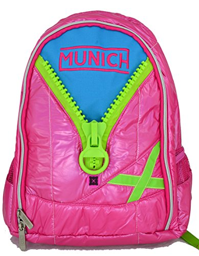 Munich Mochila Escolar, 43 cm, Multicolor