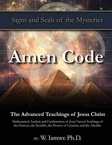 Amen Code The Advanced Teachings of Jesus Christ product image