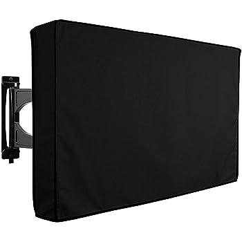 DaoRier Protector TV Exterior Funda Universal para Televisor LCD ...