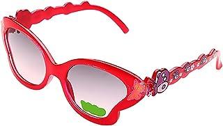 Baoblaze 子供用 サングラス 眼鏡 ガールズ 女の子 ちょうのスタイル UV400 ファッション 屋外 お出かけ用 旅行用