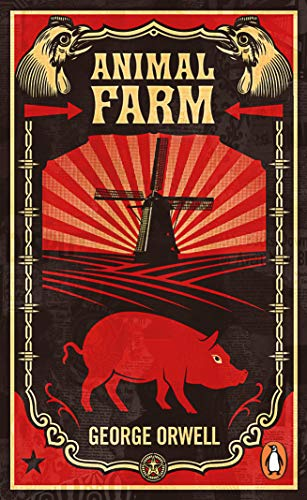 Animal farm: A Fairy Story (Penguin Essentials)