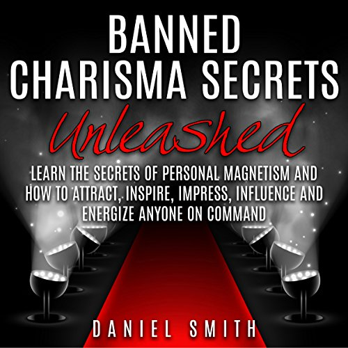 Banned Charisma Secrets Unleashed cover art