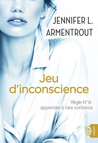 Jeu d'inconscience (Fantasme) par [Jennifer L. Armentrout, Cécile Tasson]