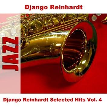 Django Reinhardt Selected Hits Vol. 4