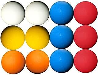 Assorted Color NCAA NFHS Lacrosse Balls