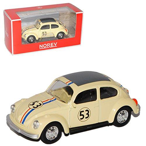 Norev Volkwagen Käfer 1303 1973 Herbie Nr 53 1/64 Modell Auto