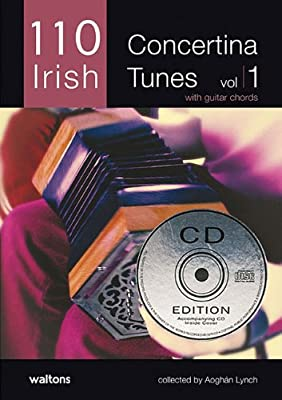 110 Irish Concertina Tunes: with Guitar Chords