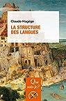 La structure des langues par Hagège