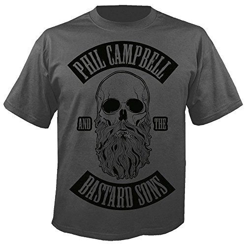 Phil Campbell and The Bastard SONS - Cut T-Shirt (S)