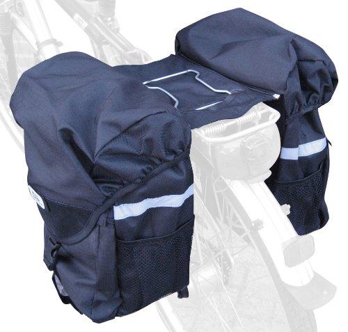 Filmer 46352 Fahrradlenkertasche mit Klettbändern