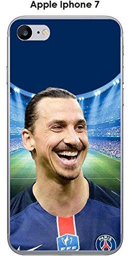 Onozo Cover Apple iPhone 7Design Zlatan Sfondo Fase