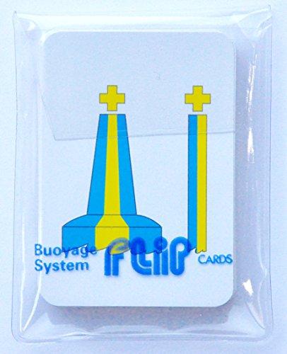 Marine Flip Cards - Buoyage (IALA A)