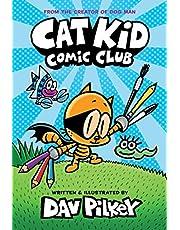 Cat Kid Comic Club (Dog Man)