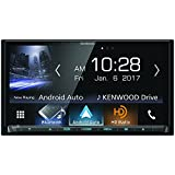 Kenwood DDX9704S in-Dash DVD Receiver with Apple CarPlay & Android Auto