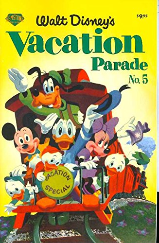 Walt Disney's Vacation Parade Volume 5