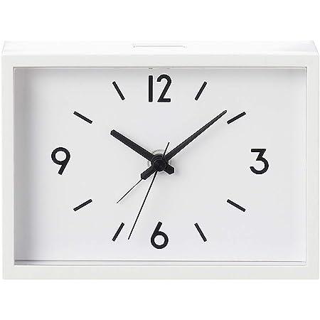 MUJI Analog alarm clock MJ-AC1 from Japan