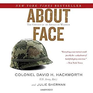 Page de couverture de About Face