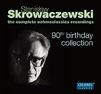 スクロヴァチェフスキ:90歳記念BOX(28枚組) ブルックナー/ベートーヴェン/ブラームス/ベルリオーズ 他