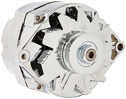 chrome alternator for car - 3