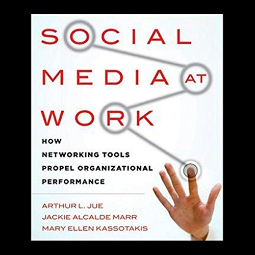Social Media at Work cover art