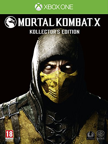 Mortal Kombat X - kollector's edition [import anglais]