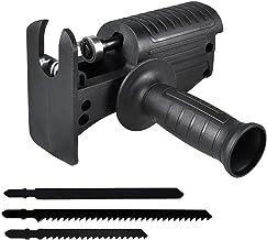 Serra Sabre – Furadeira elétrica para adaptador de serra alternativo – Lâminas de serra de troca rápida – Para corte de ma...