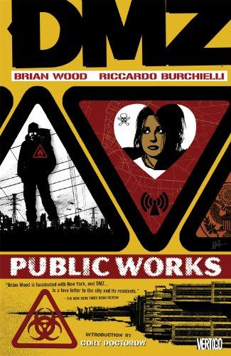 DMZ Vol. 3: Public Works (English Edition)