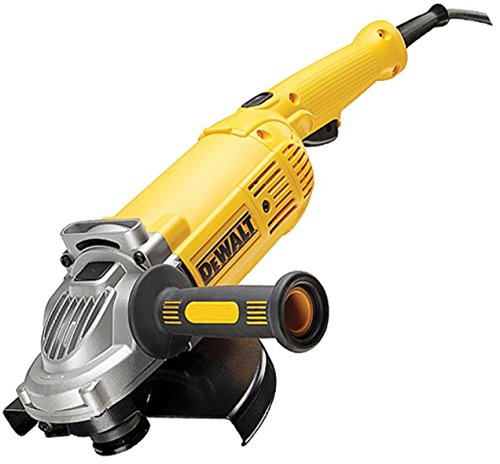Dewalt DWE490-GB DWE490 230mm Angle Grinder 2000 Watt 240 Volt, Yellow