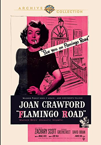 Flamingo Road (1949) (MOD) -  DVD, Joan Crawford
