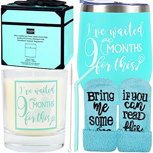 I've Waited 9 Months for This, New Mom Gifts for Women, Gifts for New Mom, New Mom Welcome Home Gift, New Mommy Gift Ideas, Gifts for Pregnant Women, Gifts Ideas for Mom, New Mom Gift
