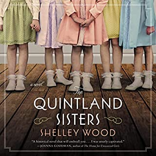 The Quintland Sisters     A Novel              Auteur(s):                                                                                                                                 Shelley Wood                               Narrateur(s):                                                                                                                                 Tavia Gilbert                      Durée: 11 h et 24 min     10 évaluations     Au global 4,8