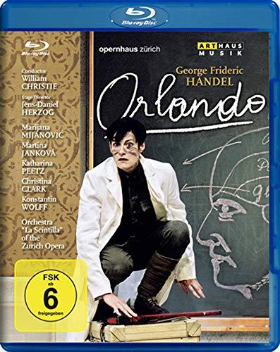 Händel - Orlando [Blu-ray]