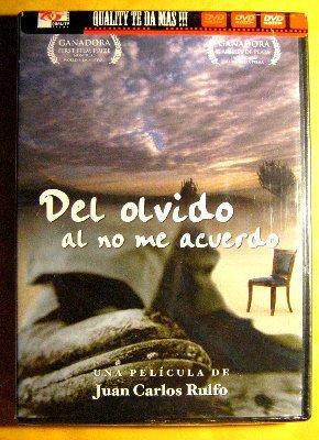Del Olvido al No Me Acuerdo (Juan, I Forgot I Don't Remember) [Import NTSC Region 1 and 4] Juan Carlos Rulfo (English, Portuguese subtitles)
