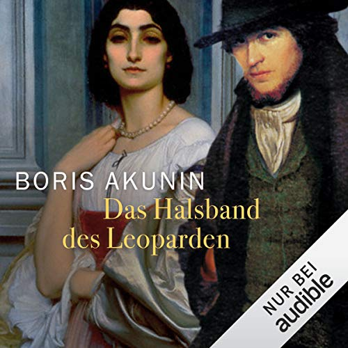 Das Halsband des Leoparden Audiobook By Boris Akunin cover art