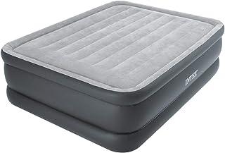 comprar comparacion Intex 64140 - Colchón hinchable Dura-Beam Standard Essential 152 x 203 x 51 cm