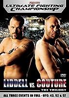 Ufc: Liddell Vs Couture [DVD] [Import]