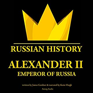 Alexander II, Emperor of Russia cover art