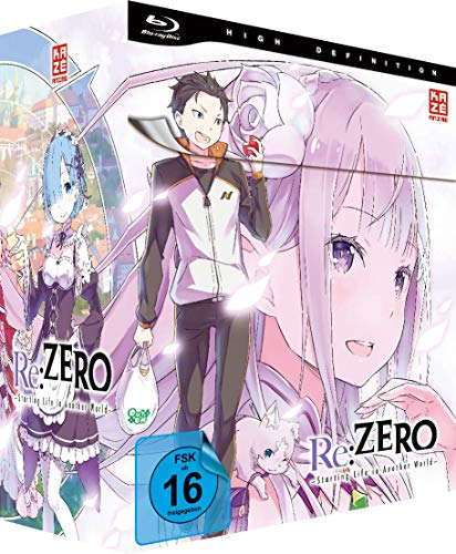 Re:ZERO: Start Life Another World - Vol.1 - [Blu-ray] mit Sammelschuber
