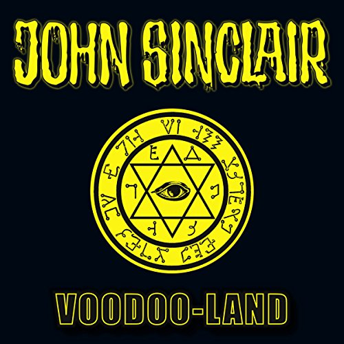 Voodoo-Land audiobook cover art