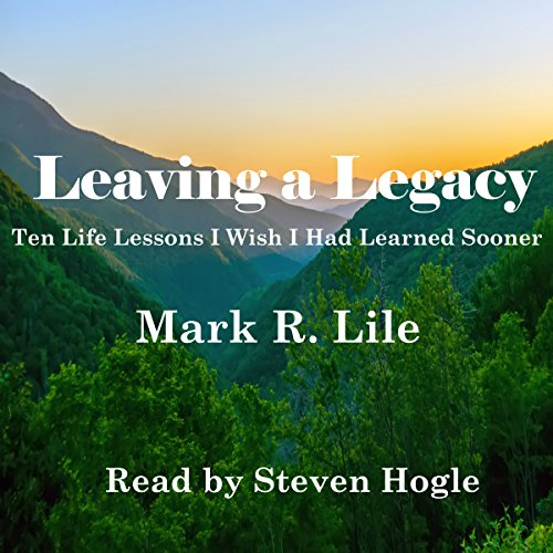 Leaving a Legacy audiobook cover art