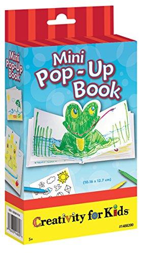 Creativity For Kids - Cfk1488 - Kit De Loisirs Créatifs - Mini-kit Livre Pop- Up
