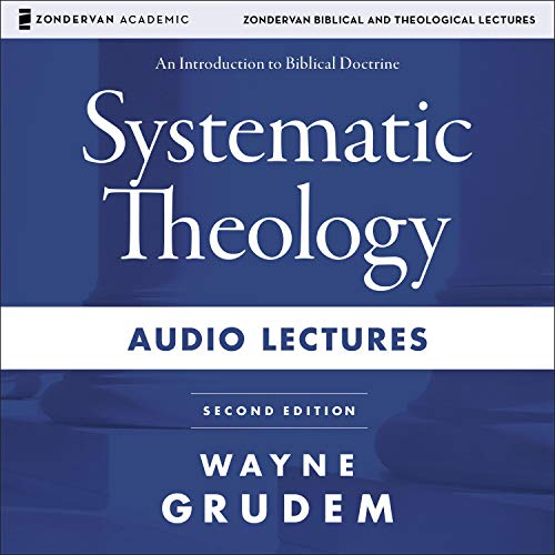Systematic Theology: Audio Lectures cover art