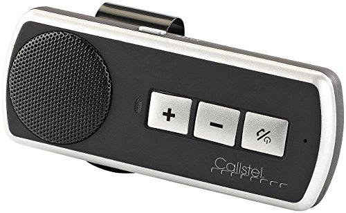 Callstel Freisprechanlage Handy: Kfz-Freisprechsystem BFX-400.pt mit Bluetooth & Multipoint (Freisprech, Bluetooth)