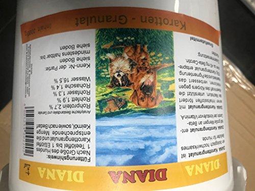 Diana Karottengranulat (3000 Gramm)