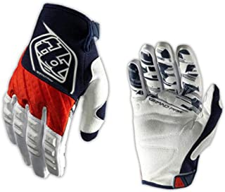 Anonca Motorcycle Gloves Cycling Custom Cafe Racer Jet Bobber Harley Full Finger Glove,B,M